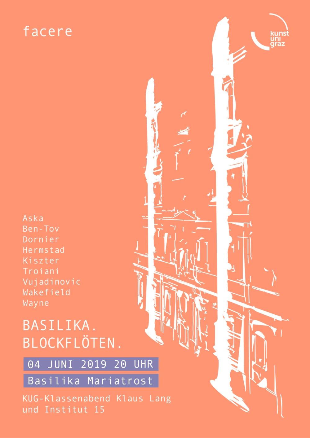 basilika.blockflöten_poster_a3